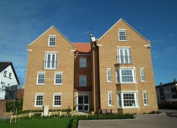 Thumbnail 2 bed flat to rent in Cliftonville Gardens, Northampton