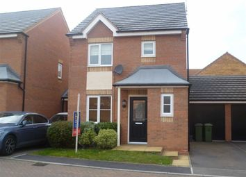 Thumbnail 3 bed link-detached house to rent in Field Close, Thorpe Astley, Braunstone, Leicester