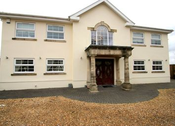 Thumbnail 4 bedroom detached house for sale in Hendy Road, Penclawdd, Swansea