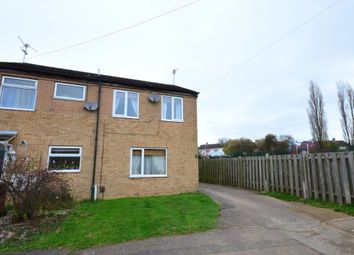 Thumbnail 3 bed end terrace house for sale in Larch Road, Corby