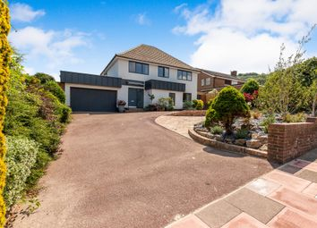 Thumbnail 5 bedroom detached house for sale in Foredown Close, Eastbourne