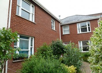 Thumbnail 1 bed flat to rent in Bartholomew Street East, Exeter