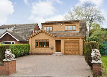 Thumbnail 4 bed detached house for sale in Hospital Road, Chasetown, Burntwood