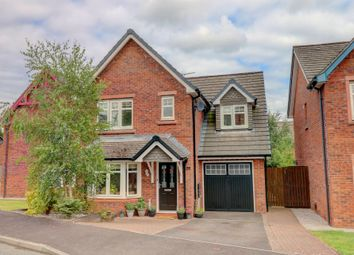 Thumbnail 3 bed detached house for sale in Marchfield Avenue, Dumfries