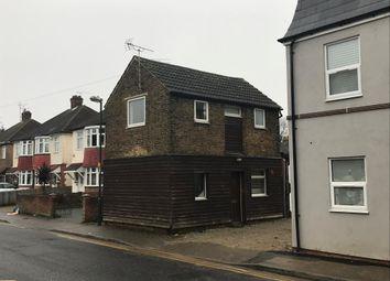 Thumbnail 1 bed link-detached house for sale in 1C Solomon Road, Rainham, Gillingham, Kent