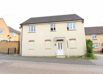 Thumbnail 2 bed flat for sale in Draper Way, Leighton Buzzard