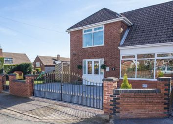 Thumbnail 3 bed semi-detached house for sale in Priory Close, Wigan