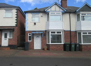 Thumbnail 3 bed semi-detached house for sale in Marion Road, Smethwick