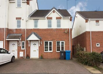 Thumbnail 3 bed semi-detached house to rent in Progress Grove, Huntington, Cannock