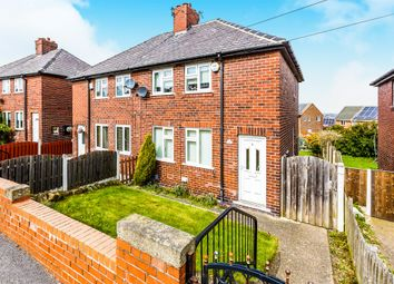 Thumbnail 2 bed semi-detached house for sale in Warren Crescent, Barnsley