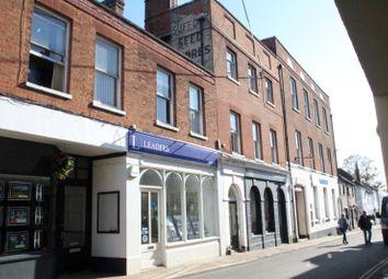 Thumbnail 2 bed flat to rent in Church Street, Woodbridge
