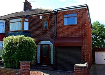 Thumbnail 4 bedroom semi-detached house for sale in Lime Road, Normanby, Middlesbrough