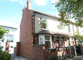Thumbnail 2 bed end terrace house to rent in Infirmary Walk, Worcester