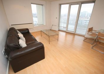 Thumbnail 1 bedroom flat to rent in Sovereign Point, 31 The Quays, Salford, Greater Manchester