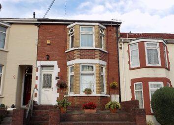 Thumbnail 3 bed terraced house for sale in Bryngwyn Road, Six Bells, Abertillery.