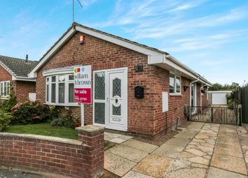 Thumbnail 3 bed detached bungalow for sale in Field Gate, Rossington, Doncaster
