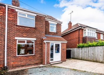 Thumbnail 4 bed semi-detached house for sale in Copandale Road, Beverley