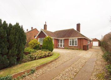 Thumbnail 3 bedroom detached bungalow to rent in Chapel Lane, Wymondham