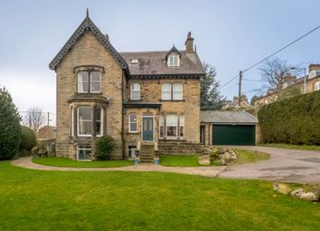 Thumbnail 5 bed detached house for sale in Greenfield Road, Holmfirth