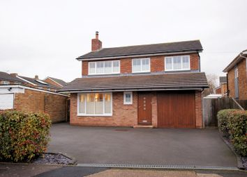 Heath Lawns, Catisfield, Fareham PO15. 4 bed detached house for sale
