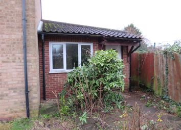 Thumbnail 1 bedroom terraced bungalow for sale in Rasen Court, Peterborough