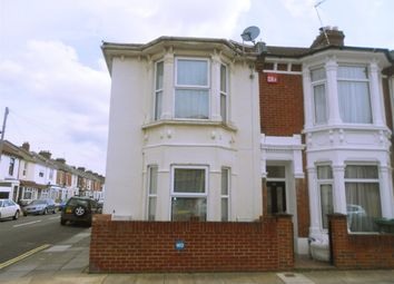Thumbnail 2 bed flat to rent in Haslemere Road, Southsea, Portsmouth