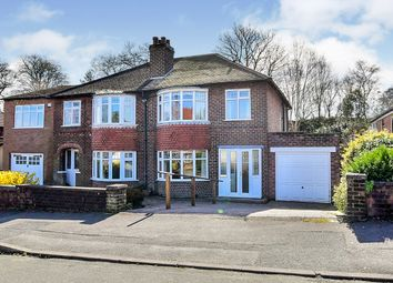 Thumbnail 3 bed semi-detached house for sale in Westbrook Drive, Macclesfield, Cheshire
