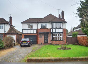 Thumbnail 5 bed detached house for sale in Marlings Park Avenue, Chislehurst, Kent