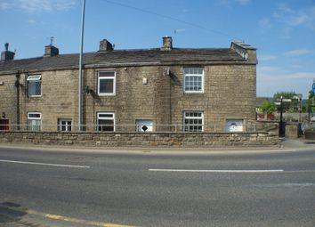Thumbnail 2 bed cottage to rent in Rochdale Road, Ramsbottom, Bury