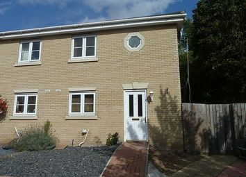 Thumbnail 3 bed semi-detached house to rent in The Osiers, Stowmarket