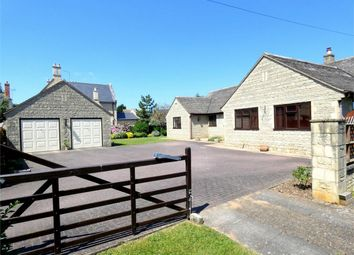 Thumbnail 4 bed detached bungalow for sale in Thorpe Road, Longthorpe, Peterborough