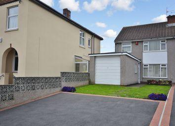 Thumbnail 3 bedroom semi-detached house for sale in Grange Road, Bishopsworth, Bristol