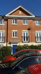 Thumbnail 3 bed terraced house for sale in Burdock Close, Wymondham