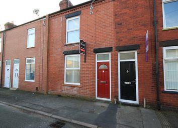 Thumbnail 2 bed terraced house to rent in Stanley Road, Platt Bridge, Wigan