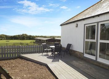 Thumbnail 3 bed barn conversion for sale in Ulgham, Morpeth