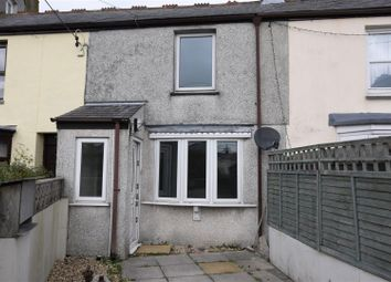 Thumbnail 2 bed terraced house for sale in Buckingham Terrace, St. Day, Redruth