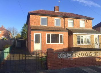Thumbnail 3 bed semi-detached house for sale in St. Marys Avenue, South Shields