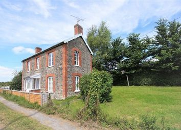 Thumbnail 3 bed property for sale in Mudgley, Wedmore