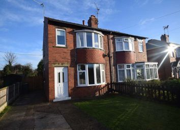 Thumbnail 3 bed semi-detached house to rent in Malton Road, Scawsby, Doncaster, South Yorks
