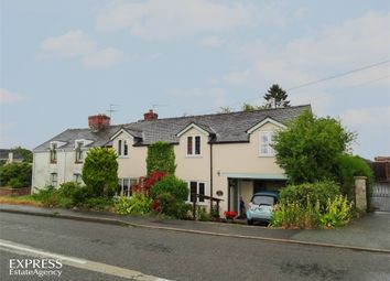 Thumbnail 4 bed cottage for sale in Babbinswood, Whittington, Oswestry, Shropshire