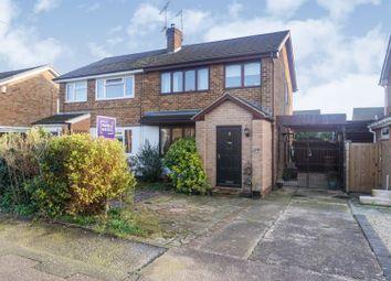 Austen Avenue, Sawley, Long Eaton, Nottingham NG10. 3 bed semi-detached house