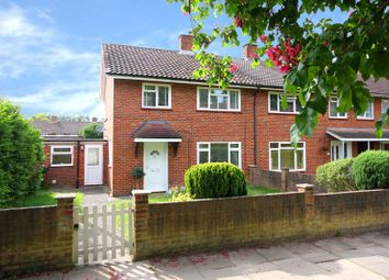 Thumbnail 3 bed end terrace house for sale in Ridgeside, Three Bridges, Crawley