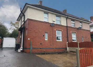 Thumbnail 2 bed semi-detached house for sale in Carrill Road, Sheffield