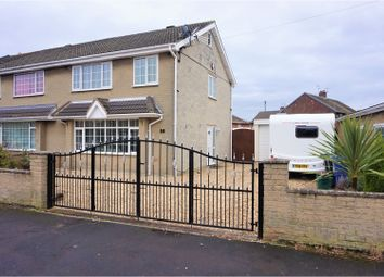 Thumbnail 3 bed semi-detached house for sale in Ash Hill Crescent, Hatfield, Doncaster