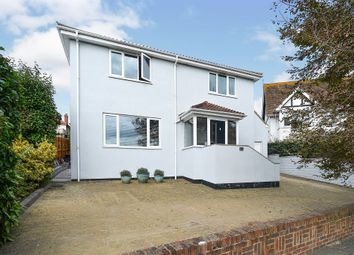 Arundel Drive West, Saltdean, Brighton BN2. 4 bed detached house