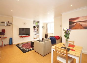 Thumbnail 1 bed flat to rent in Netherwood Road, Brook Green