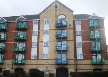 Thumbnail 1 bed flat to rent in Abbotsford House, Trawler Road, Swansea.
