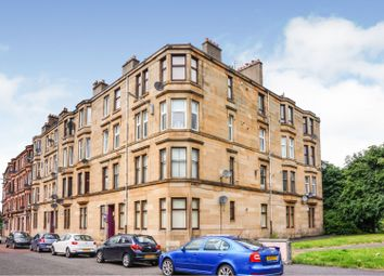 Thumbnail 2 bed flat for sale in 286 Springburn Road, Glasgow