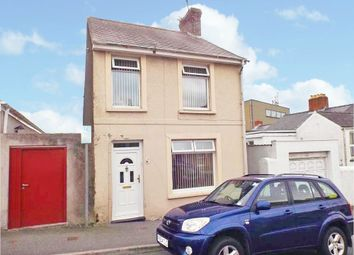 Thumbnail 3 bed detached house for sale in Robert Street, Milford Haven, Pembrokeshire