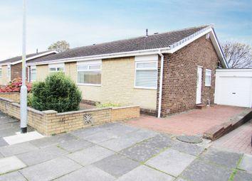 Thumbnail 2 bedroom bungalow for sale in Carlcroft Place, Cramlington